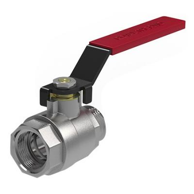 Кран шаровый Royal Thermo OPTIMAL 1 1/4 НВ стальной рычаг комплект royal thermo коаксиальный утепленный d60 100l v