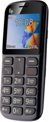 Мобильный телефон Fly Ezzy 8 серый 2.2 24 Мб