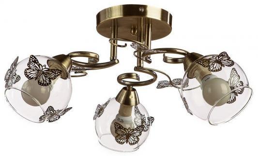 Потолочная люстра Arte Lamp 29 A5004PL-3AB люстра на штанге arte lamp alessandra a5004pl 3ab