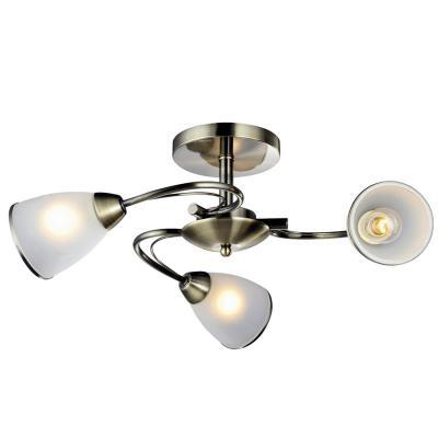 Потолочная люстра Arte Lamp 3 A6056PL-3AB arte lamp люстра на штанге arte lamp a6056pl 3ab