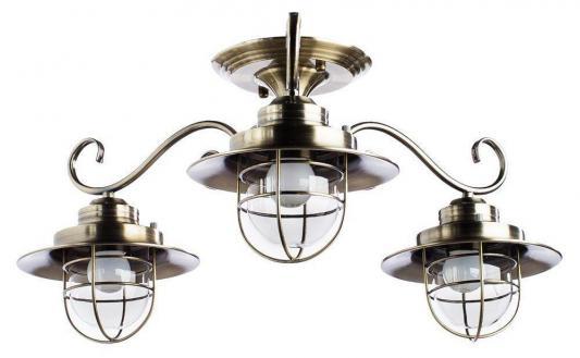 Потолочная люстра Arte Lamp 6 A4579PL-3AB потолочная люстра arte lamp lanterna a4579pl 3wg