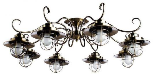 Потолочная люстра Arte Lamp 6 A4579PL-8AB потолочная люстра arte lamp lanterna a4579pl 3wg