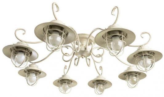 Потолочная люстра Arte Lamp 6 A4579PL-8WG arte lamp lanterna a4579pl 8wg