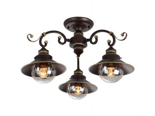 Потолочная люстра Arte Lamp 7 A4577PL-3CK потолочная люстра arte lamp 7 a4577pl 8wg