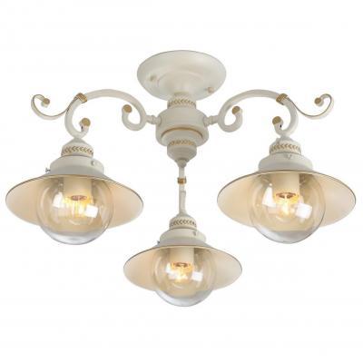 Потолочная люстра Arte Lamp 7 A4577PL-3WG потолочная люстра arte lamp 7 a4577pl 8wg