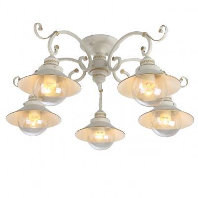 Купить Потолочная люстра Arte Lamp 7 A4577PL-5WG