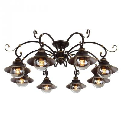 Потолочная люстра Arte Lamp 7 A4577PL-8CK цена и фото