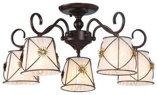 Потолочная люстра Arte Lamp 72 A5495PL-5BR потолочная люстра arte lamp mormorio a9361pl 5br