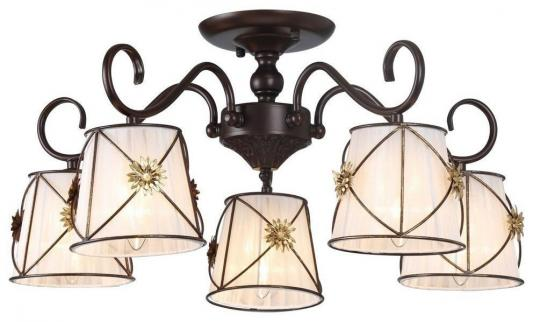 Потолочная люстра Arte Lamp 72 A5495PL-5BR arte lamp подвесная люстра arte lamp carolina a9239lm 5br