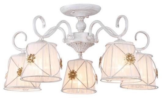 Потолочная люстра Arte Lamp 72 A5495PL-5WG потолочная люстра arte lamp 72 a5495pl 5br