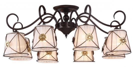 Потолочная люстра Arte Lamp 72 A5495PL-8BR люстра на штанге arte lamp fortuna a5495pl 8wg