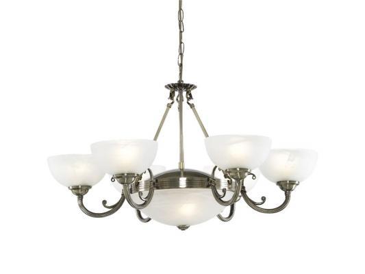 Подвесная люстра Arte Lamp Windsor White A3777LM-6-2AB arte lamp подвесная люстра arte lamp bellator a8959sp 5br