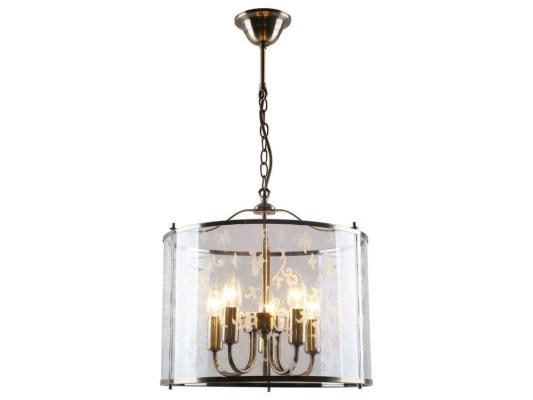 Подвесная люстра Arte Lamp Bruno A8286SP-5AB подвесной светильник arte lamp bruno a8286sp 5ab