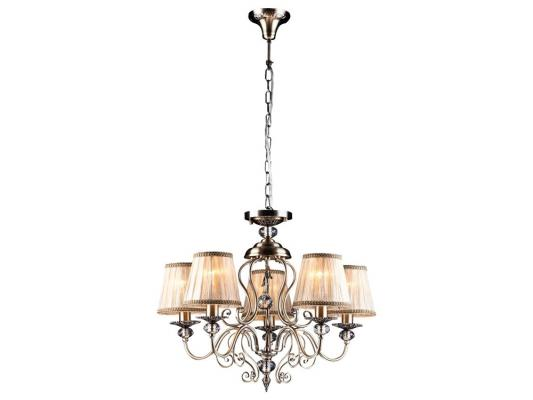 Подвесная люстра Arte Lamp Charm A2083LM-5AB arte lamp подвесная люстра arte lamp bellator a8959sp 5br
