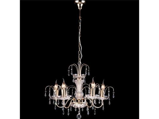 Подвесная люстра Arte Lamp Sparkles A3054LM-5GO люстра arte lamp sparkles a3054lm 8go