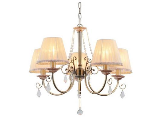 Подвесная люстра Arte Lamp 34 A6021LM-5AB arte lamp подвесная люстра arte lamp bellator a8959sp 5br