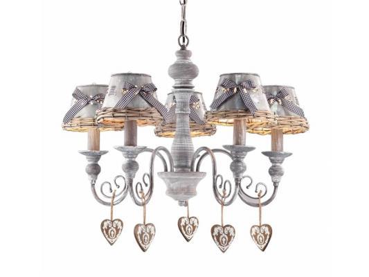 цена на Подвесная люстра Arte Lamp Fattoria A5290LM-5RI