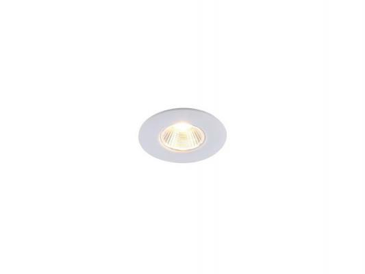 Встраиваемый светодиодный светильник Arte Lamp Uovo A1425PL-1WH встраиваемый светильник arte lamp uovo a1427pl 1wh
