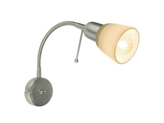все цены на  Спот Arte Lamp Lettura A7009AP-1SS  онлайн