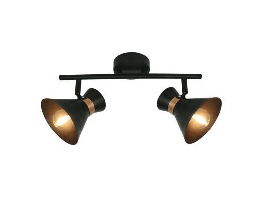 Спот Arte Lamp Baltimore A1406AP-2BK светильник настенный arte lamp baltimore a1406ap 1bk