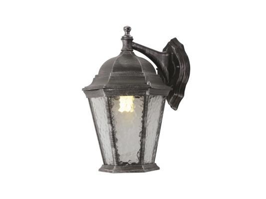 все цены на Уличный настенный светильник Arte Lamp Genova A1202AL-1BS