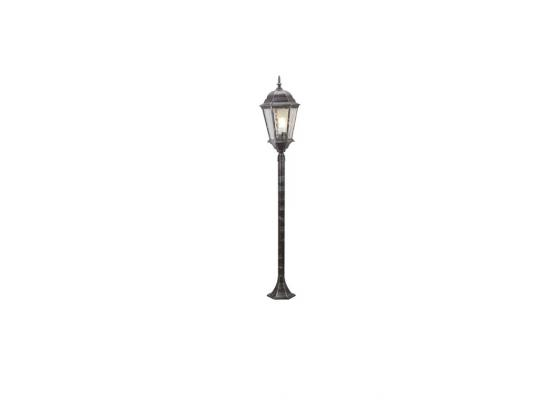 Уличный светильник Arte Lamp Genova A1206PA-1BS уличный настенный светильник arte lamp genova a1202al 1bn