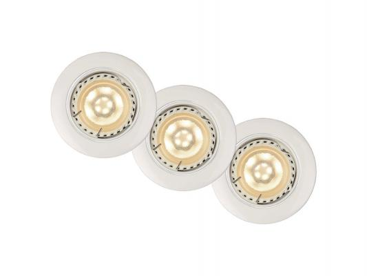 Встраиваемый светильник (в комплекте 3 шт.) Lucide Focus 11001/15/31