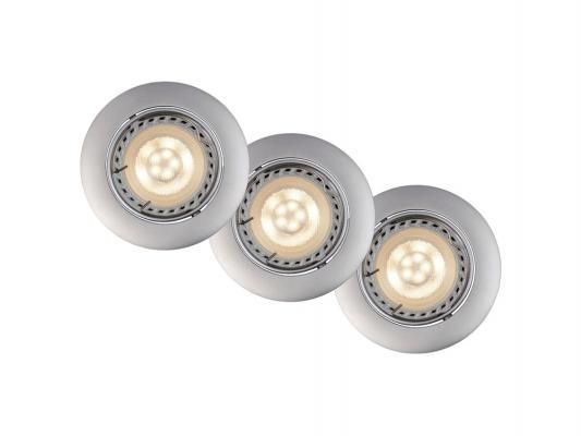 Встраиваемый светильник (в комплекте 3 шт.) Lucide Focus 11001/15/36