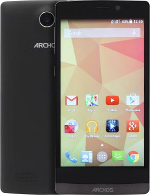 "Смартфон ARCHOS 50 Diamond черный 5"" 16 Гб NFC LTE Wi-Fi GPS 502927"