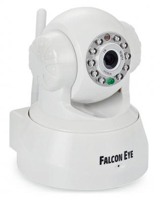"""Камера IP Falcon EYE FE-MTR300Wt-HD CMOS 1/4"""" 640 x 480 H.264 RJ-45 LAN Wi-Fi белый"""