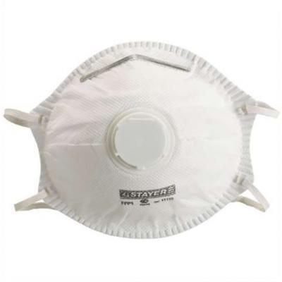 Полумаска фильтрующая STAYER Profi 10шт 11110-H10 паяльная лампа stayer profi 40655 1 5