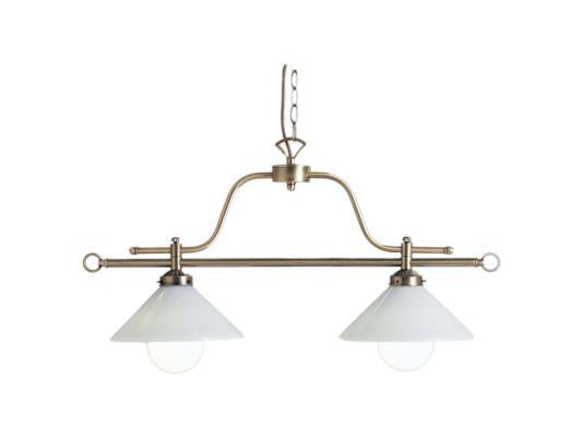 Подвесной светильник Globo Landlife 6870-2 подвесной светильник коллекция landlife 6870 3 бронза белый globo глобо