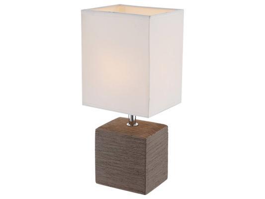 Настольная лампа Globo Geri 21677 настольная лампа globo geri 21675