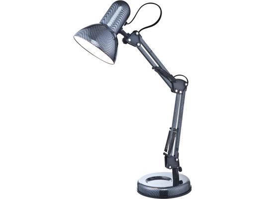 Настольная лампа Globo Carbon 24892 настольный светильник globo carbon 24892