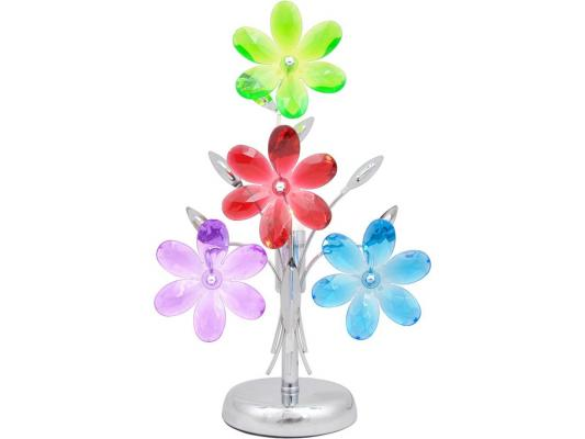 Настольная лампа Globo Rainbow 51530-1T настенный светильник globo rainbow 51530 1w