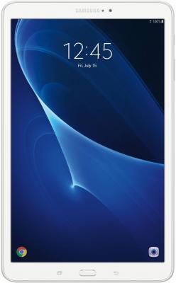 Планшет Samsung Galaxy Tab A 10.1 16Gb белый Wi-Fi Bluetooth Android SM-T580NZWASER samsung galaxy tab 2 10 1 wi fi 3g