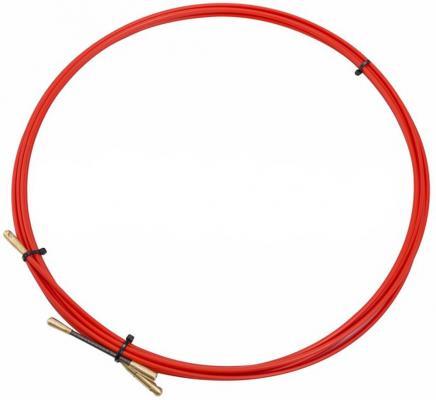 Протяжка кабельная REXANT 3мм 5м красный 47-1005