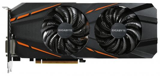 Видеокарта GigaByte GeForce GTX 1060 GV-N1060G1 GAMING-6GD PCI-E 6144Mb 192 Bit Retail (GV-N1060G1 GAMING-6GD)