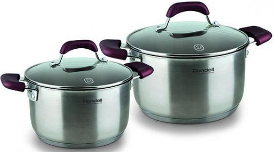 Набор посуды Rondell Bojole RDS-822 4 предмета набор посуды 4 предмета tongo набор посуды 4 предмета