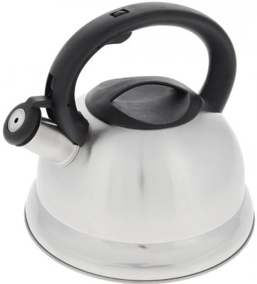 Чайник Teco TC-104 серебристый чёрный 3.5 л нержавеющая сталь