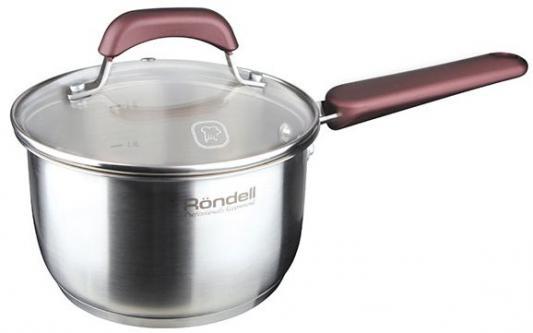 Картинка для Ковш Rondell 735-RDS 16 см 1.7 л нержавеющая сталь