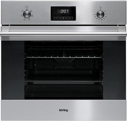 Электрический шкаф Korting OKB 760 FX серебристый korting okb 760 fx