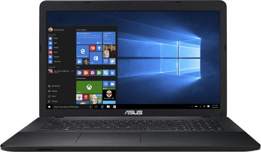 "Ноутбук ASUS X751SA-TY006 17.3"" 1600x900 Intel Pentium-N3700 90NB07M1-M01110"