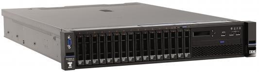 Сервер Lenovo x3650 M5 8871EFG панель lenovo system x3650 m5 advanced lcd light path kit 00ka503