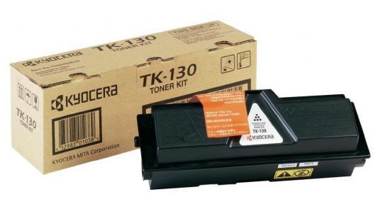Картридж Kyocera TK-130 для Kyocera FS-1300D/DN 1T02HS0EUO 7200стр burton рюкзак bravo pack gry hthr dimnd rpstp fw17