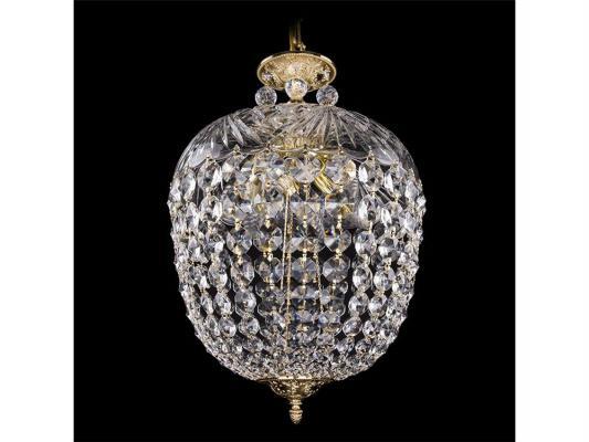 Подвесная люстра Bohemia Ivele 1677/35/GD/Balls