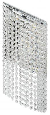 Настенный светильник Chiaro Кларис 437022005 потолочный светильник chiaro кларис 437012602