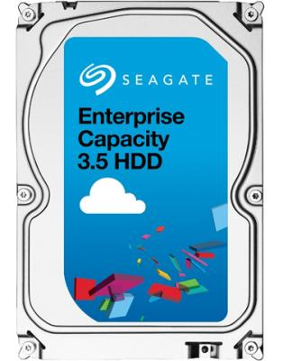 Жесткий диск 3.5 4Tb 7200rpm Seagate Enterprise Capacity SATAIII ST4000NM0035 4000gb seagate st4000nm0035 128mb 7200rpm sata3 enterprise se