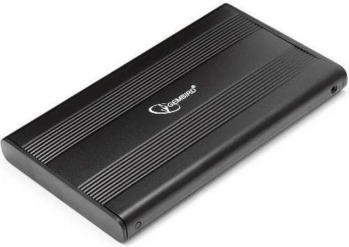 """Внешний контейнер для HDD 2.5"""" SATA Gembird EE2-U3S-5 USB3.0 черный"""