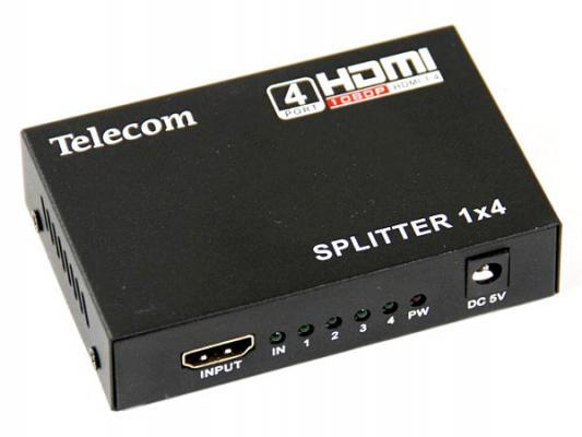 Разветвитель HDMI VCOM Telecom TTS5020 цена и фото